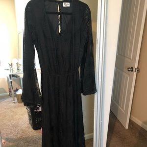 Show Me Your Mumu Black maxi dress